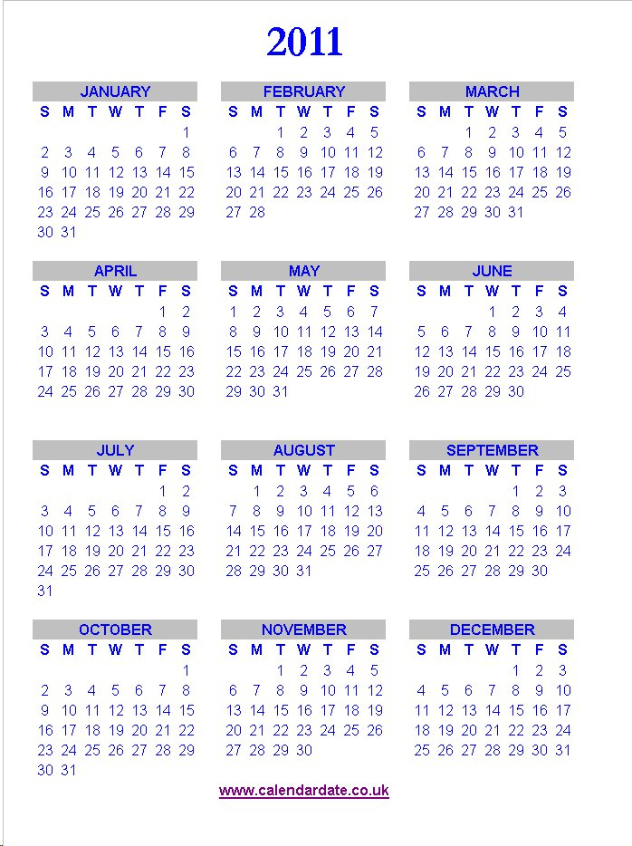 2011 calendar with bank holidays. 2011 calendar with ank holidays. ank holidays 2011 calendar.